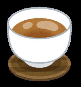 ほうじ茶の図
